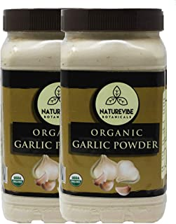 garlic powder rates