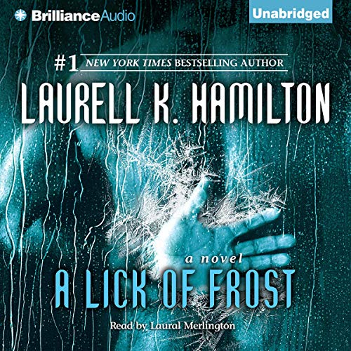 A Lick of Frost  By  cover art