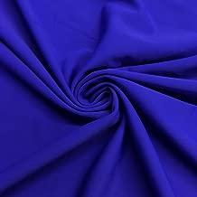 Lycra Matte Milliskin Nylon Spandex Fabric 4 Way Stretch 58