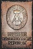 DDR retro Notizbuch