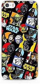 Ert Group SWPCSW8501 - Cubierta del Teléfono Móvil, Star Wars 018 iPhone 5/5S/Se, Multicolor