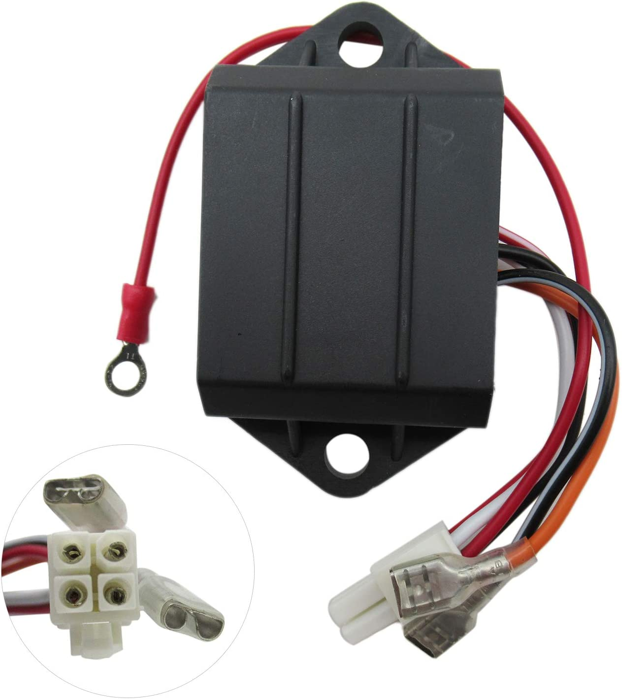 WGL New Replacement CDI Ignitor for cycle 4 EZ-Go Cart Golf Ultra-Cheap Deals 5 popular gas