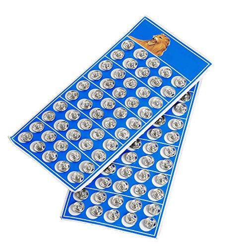 スナップ ボタン 14mm 在?一?セール!!!黒 レザークラフト 手芸用 縫製 ボタン DIY 布革細工 バッグ ベルト 縫製 服 手作り裁縫 レザーツール ハンドメイド 留め具 100個入り