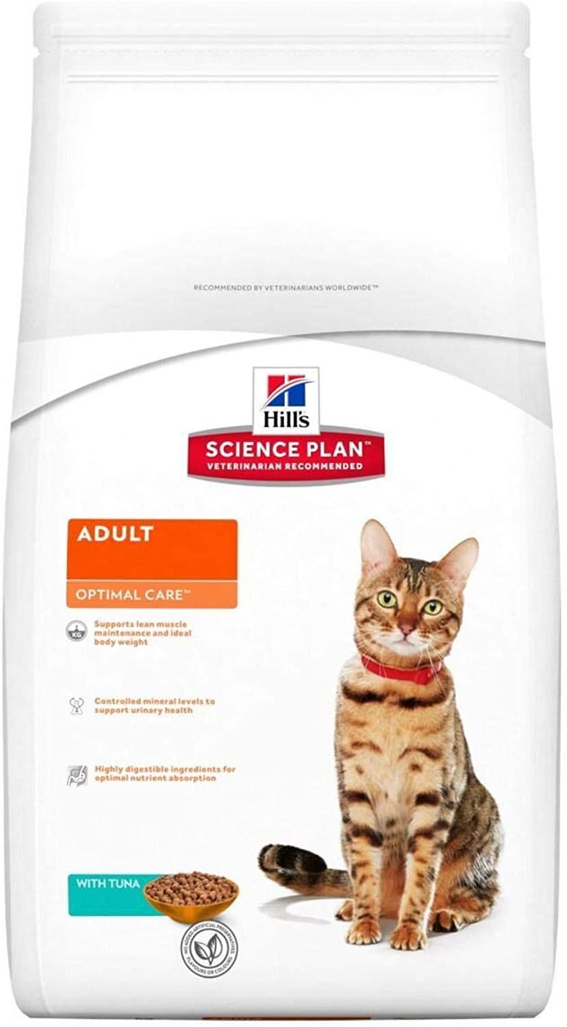 Hill's Feline Adult with Tuna Dry Mix 5 kg