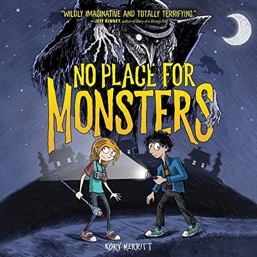 Page de couverture de No Place for Monsters