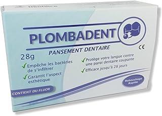 PLOMBADENT Pansement Dentaire pour Plombage perdu