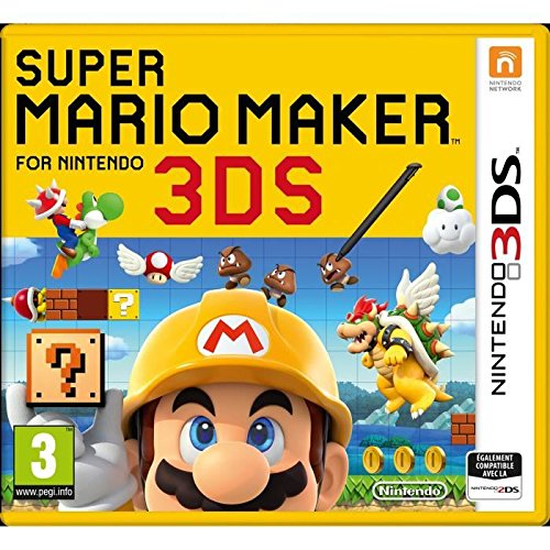 Super Mario Maker - Nintendo 3DS - Nintendo 3DS [Importación francesa]