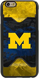 Guard Dog Michigan Wolverines Credit Card Case for iPhone 6 / 6s