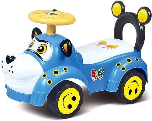 TY-Roller Twist-Auto der Kinder mit Musikauto-Baby vierr iges Babyauto (Farbe   C)