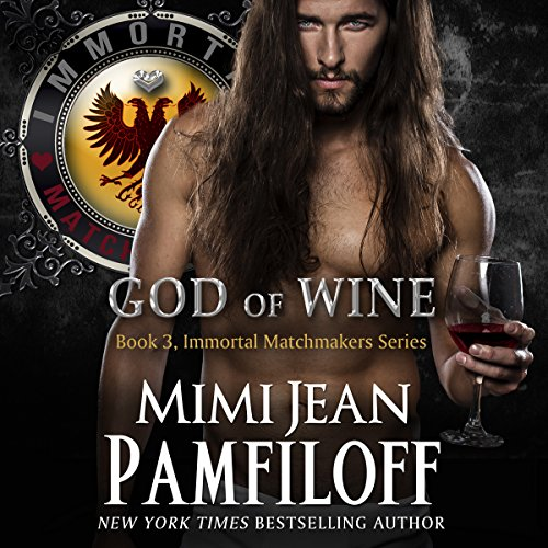 Couverture de God of Wine