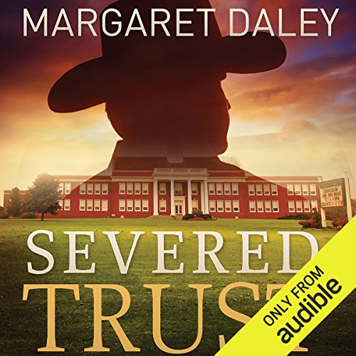Severed Trust audiobook cover art