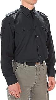 Mil-Tec Camisa de Servicio Estadounidense de Manga Larga para él y Ella