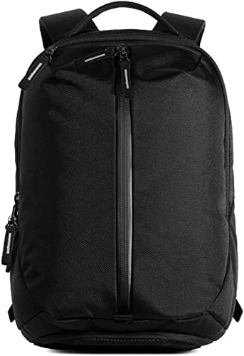 Polyester Canvas Unisex Fit Pack With Shoe Carry Black