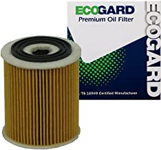 ECOGARD X5465 Cartridge Engine Oil Filter for Conventional Oil - Premium Replacement Fits Mini Cooper