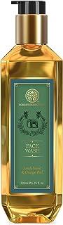 Forest Essentials Facial Cleanser Sandalwood & Orange Peel 200ml (Face Wash)