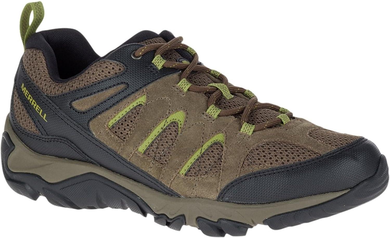 Merrell herrar Outmest Vent Hiking skor skor skor  köp bäst