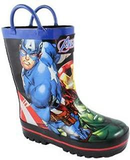 Avengers Rain Boots Toddler/Little Kid Blue
