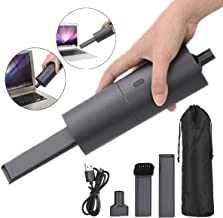 Handheld Cordless Vacuum Cleaner Upgraded 2-in-1 Vacuum Cleaner Blower Cleaner Dual-Purpose Rechargeable Portable Mini Vacuum Cleaner for Cleaning Dust Hairs Crumbs Scraps for House Laptop Car etcs