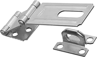 National Hardware N103-259 V34 Double Hinge Safety Hasp in Zinc plated