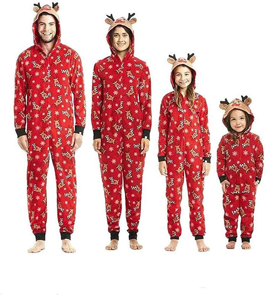 Pijamas una Pieza Familiares de Navidad, Conjuntos Navideños ...