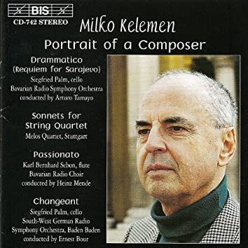 Kelemen: Portrait of A Composer
