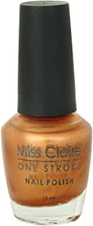 Miss Claire One Stroke Nail Polish 39, Brown, 15 ml