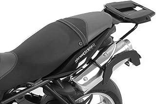 Hepco & Becker Alurack Topcase Mount/Luggage Rack - Triumph Street Triple 675 / R - Black - 650.794 01 01