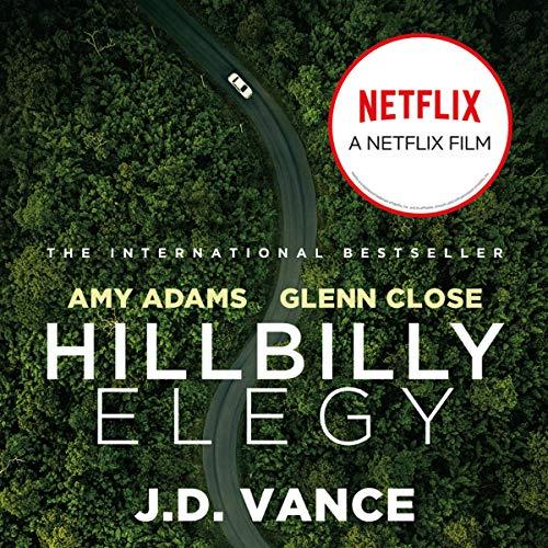 『Hillbilly Elegy』のカバーアート