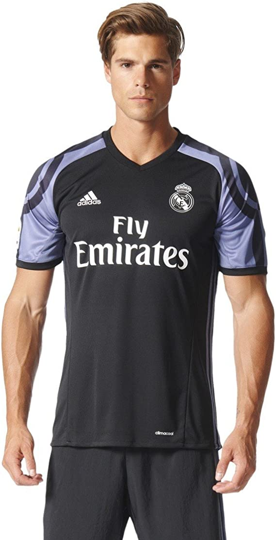 adidas 3ª Equipación Real Madrid CF 2015/2016 - Camiseta Oficial