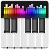Piano Keyboard Lit