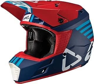 Leatt GPX 3.5 V19.2 Adult Off-Road Motorcycle Helmet - Ink/Blue/Medium