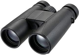 SXMY Teleskop utomhus bärbart 10 x 42 kikare hopfällbar kikare dimsäker stötsäker kikare teleskop för vandring fågelskådning,