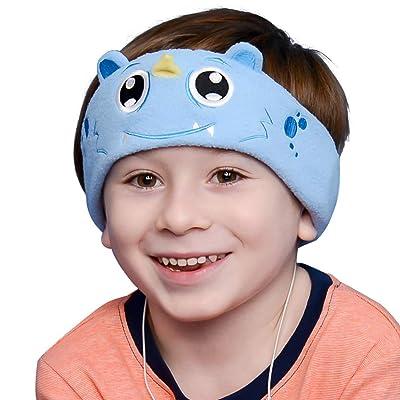G-Cord Headband Headphones for Kids (Monster De...