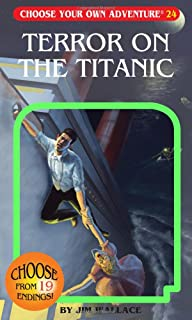 Terror on the Titanic [With Collectable Cards] (Choose Your Own Adventure)