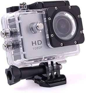 كاميرا فيديو اكشن سيموس تعتمد على الواي فاي بدقة عالية فل اتش دي 12 ميجابكسل بمعيار H.264 لضغط بيانات الصوت والصورة، مقاوم...