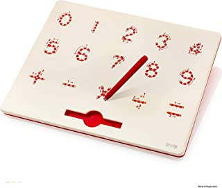 (Numbers) - Play22 Magnetic Drawing Board - STEM Educational Learning ABC Letters Kids Drawing Board - Writing Board for K...
