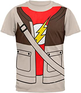 Big Bang Theory - Sheldon Costume T-Shirt