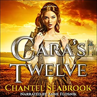 Cara's Twelve                   By:                                                                                                                                 Chantel Seabrook                               Narrated by:                                                                                                                                 Anne Flosnik                      Length: 11 hrs and 27 mins     3 ratings     Overall 2.7