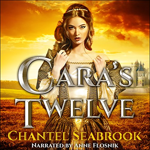 Cara's Twelve audiobook cover art
