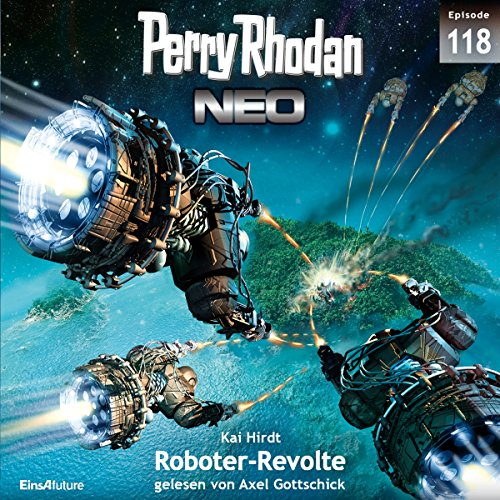 Roboter-Revolte audiobook cover art