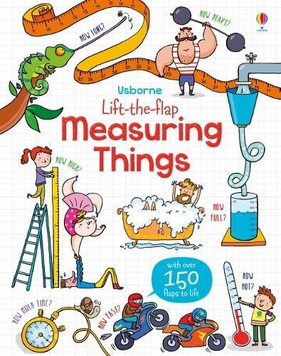 Hore, R: Lift-The-Flap Measuring Things