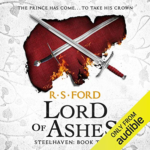 Lord of Ashes Audiobook By R. S. Ford cover art