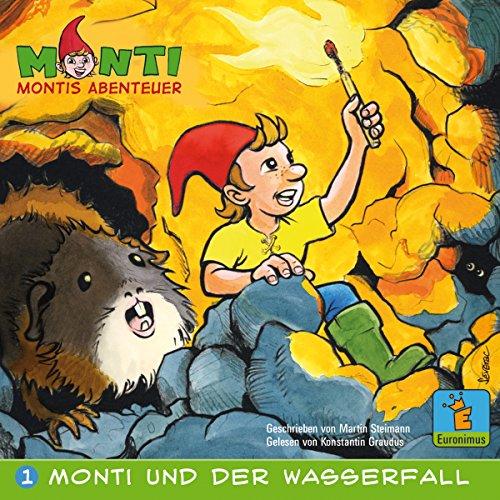 Monti und der Wasserfall (Montis Abenteuer 1) Titelbild