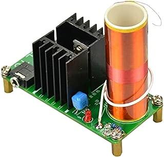 AOSHIKE DC 15-24V 15W Mini Music Tesla Coil Plasma Speaker DIY Kits Plasma Loudspeaker Tesla Wireless Transmission DIY Kits