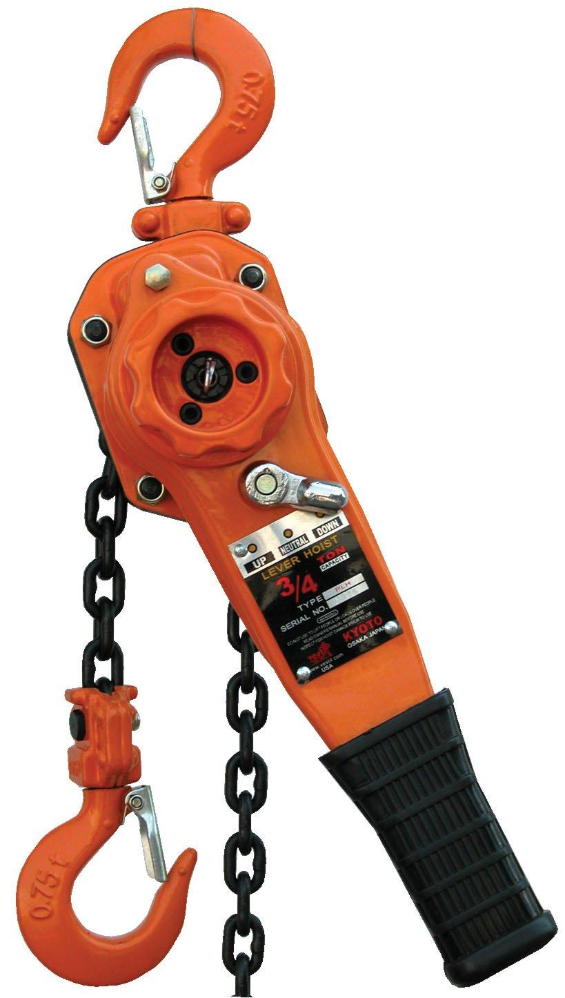 shop Vestil PLH Lever Hoist with Disc Mount Capaci Ton Hook 3 Max 73% OFF Brake
