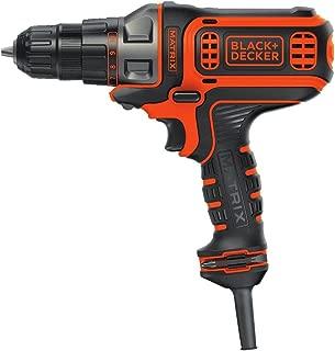 BLACK+DECKER Electric Drill, 3/8-Inch, 4-Amp (BDEDMT)