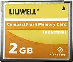 LILIWELL Original 2GB CompactFlash Memory Card TS2GCF133...