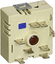 NEW 12002125 Range Dual Burner Element Control Switch Compatible for GE, Whirlpool, Bosch made by OEM Parts Manufacturer, ...