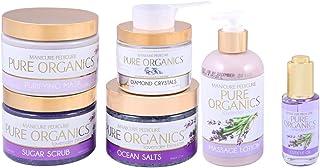 Pure Organics Manicure Pedicure Spa Starter Kit - LB05