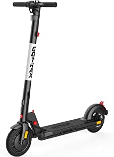 """Gotrax XR Elite Electric Scooter, 18.6 Miles Long-range Battery, Powerful 300W Motor Up to 15.5 MPH, 8.5"""" Pneumatic Tires,..."""